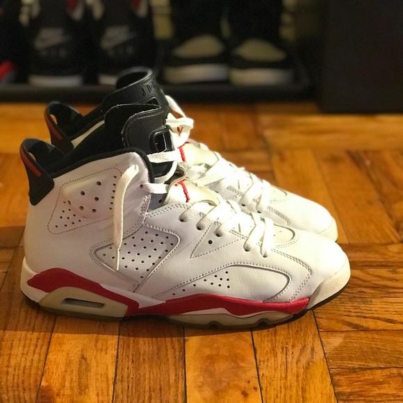 Jordan Shoes | Air Jordan 6 Varsity Red
